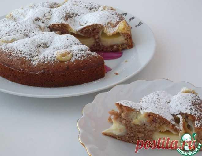 Торт «Нуа»