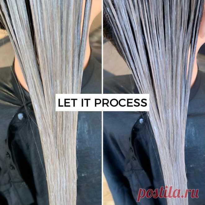 Что добавить в вашу обычную краску для волос, чтобы перекрыть надоевшую рыжину   Унесенная временем1   Яндекс Дзен