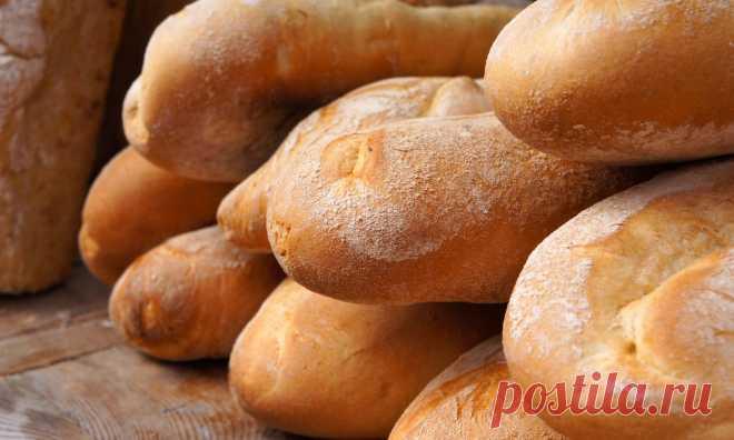 Хлеб в духовке: рецепты простые и вкусные от Шефмаркет