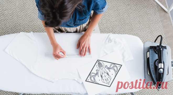 Как переделать футболку, рубашку, свитер | Журнал Домашний очаг