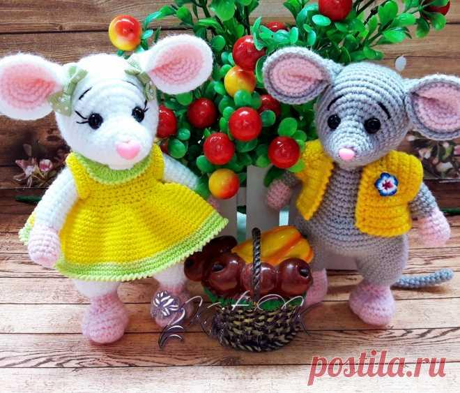 PDF Мышонок Тинки крючком. FREE crochet pattern; Аmigurumi ...