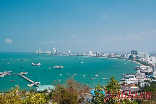 Паттайя - всемирно известный морской курорт