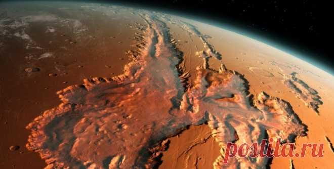 Стерты с лица Марса. Ученые выяснили, что уничтожило древние признаки жизни на планете