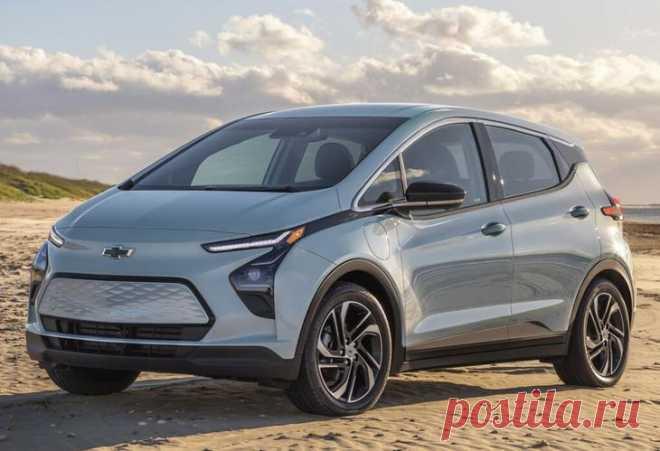 Chevrolet Bolt EV 2022: недорогой электромобиль с футуристической внешностью Рынок электромобилей в последние пару лет развивается весьма активно, и концерн GM стремится закрепиться и в этой нише. Так был построен и показан автомобильной общественности компактный хэтчбек Chevr...