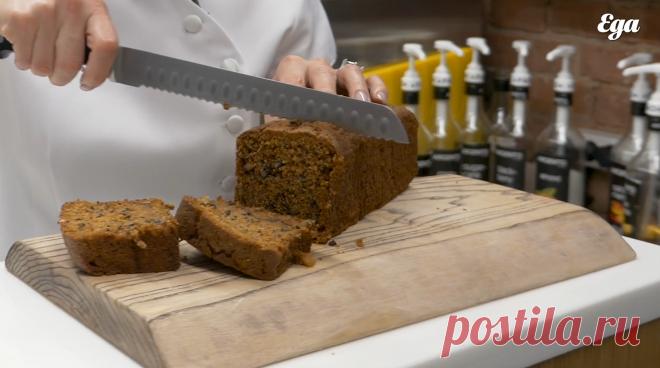 Морковный кекс – «Еда»