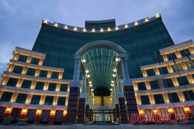 Помпезные дворцы Пенсионного фонда нужно передать детям, а сам ПФР упразднить, как ненужный | Блоггерство на пенсии | Яндекс Дзен