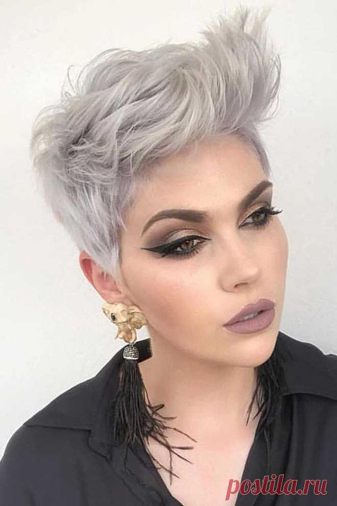 17 причесок и стрижек для тонких волос