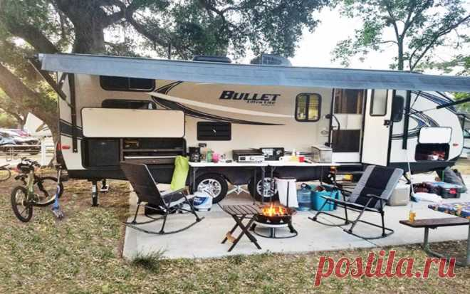 Top 21 RV Accessories Necessary For Being Fully Equipped For Camping - Campers Mag When it comes to RV accessories there are several groups of items you will find yourself looking at. Certain accessories are definite necessities for campi