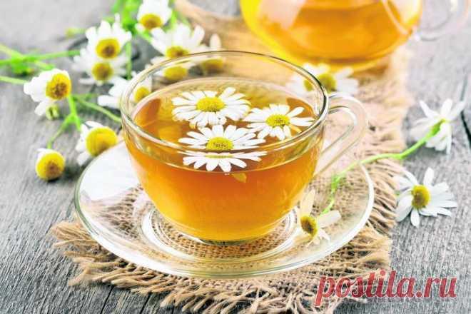успокающивай чай для детей