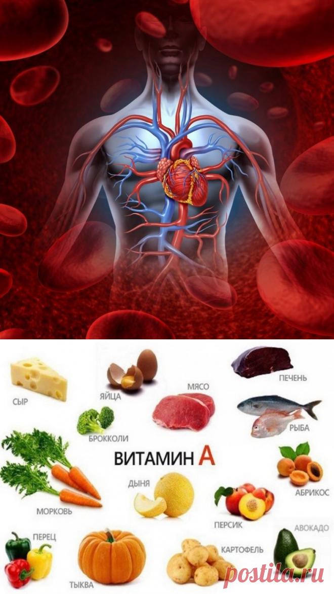Как восполнить недостаток витаминов и минералов / Будьте здоровы