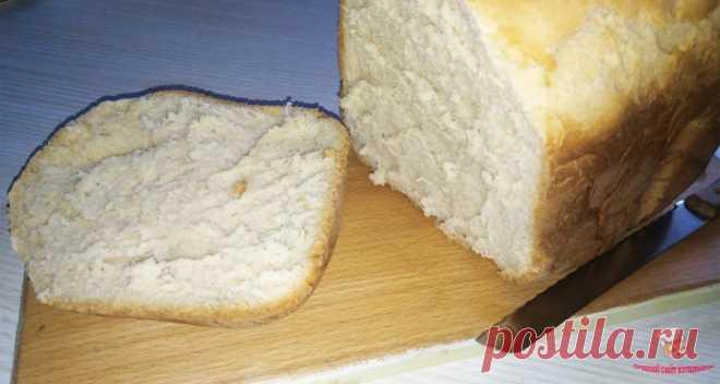 Пшеничный хлеб в хлебопечке - лучший сайт кулинарии