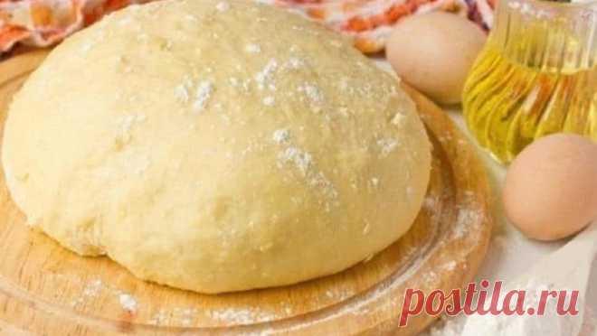 Кулинария >Ароматное турецкое тесто для пирогов, плюшек и разной выпечки…