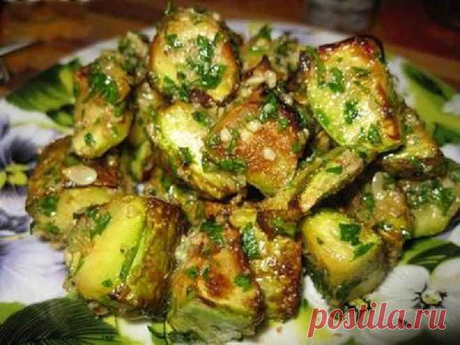 Кабачки вкуснее мяса: с таким рецептом этот овощ полюбит кто угодно!!!