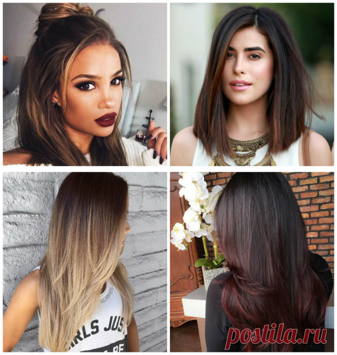 Straight hairstyles 2019: gorgeous ideas for your bold look with straight hair