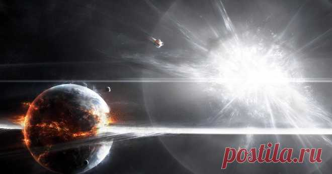 Видео: космос на пределе — зафиксирован самый мощный взрыв за всю историю изучения Вселенной
