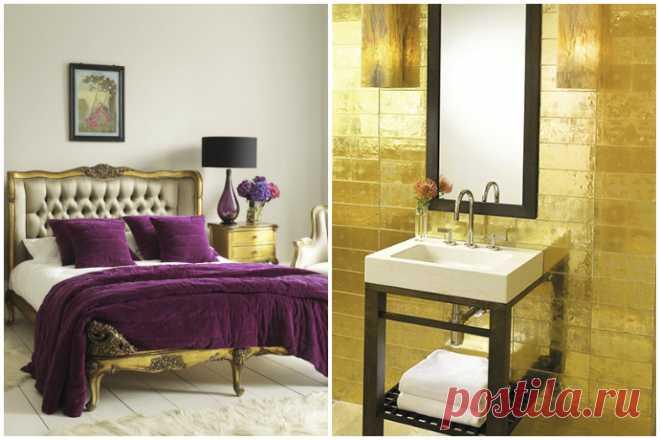 Идеи для спальни и ванной: царство женщины . Милая Я