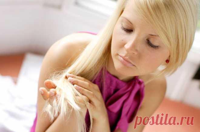 Домашний уход за волосами – 7 важных правил красоты   Женская Планета