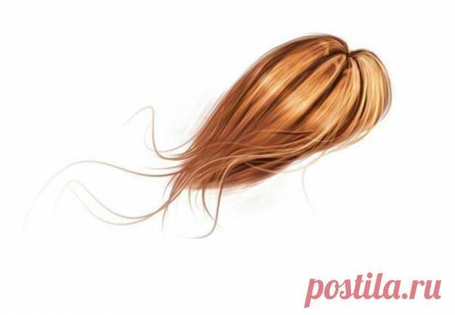 Рисуем волосы: мастер-класс