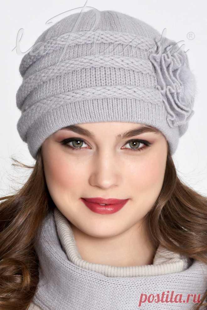 модели вязаных шапок для женщин галерея вязаных изделий