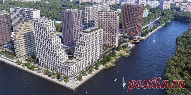 Аналитика: Инвесторы скупают жилье у воды - 6 Апреля 2021 - Прораб Днепропетровщины