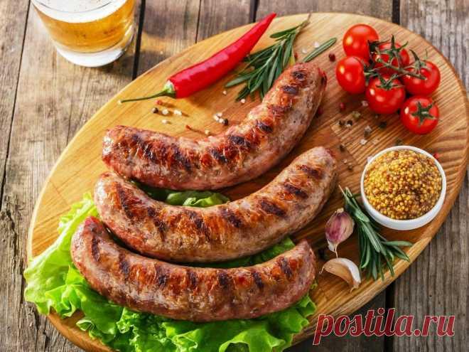Колбаски домашние без оболочки - аппетитные и нежные | Кулинарные записки обо всём | Яндекс Дзен