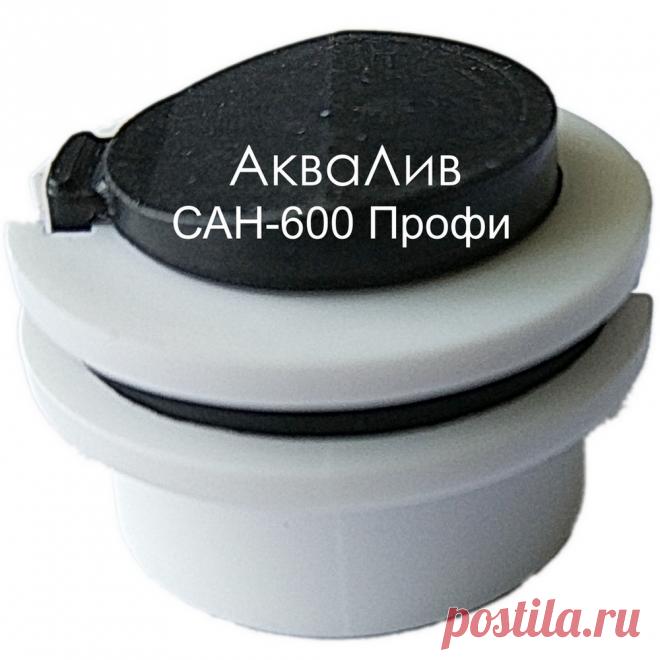 Запчасть для АкваЛив САН-600 Профи: обратный клапан