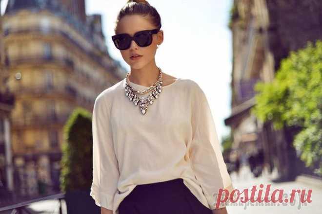 Como verse con extravagancia es a la moda a la mujer sin gastos especiales: 12 layfhakov del aspecto exterior irreprochable