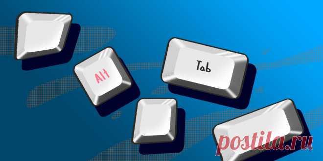 Сочетания клавиш, которые используются при зависании компьютера: список