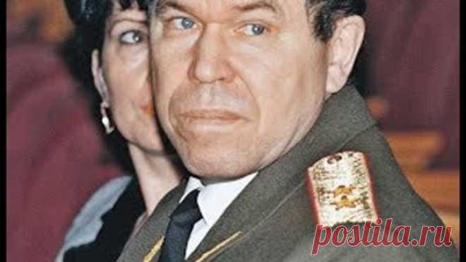 Исповедь генерала Льва Рохлина ( убит через 6 мес.)