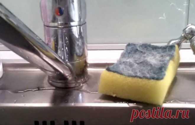 Как отремонтировать кран с однорычажным смесителем, если он течет — Лайфхаки