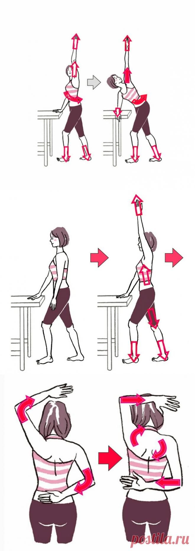 Гимнастика профессора Такеи Хитоши. Восстановление тела