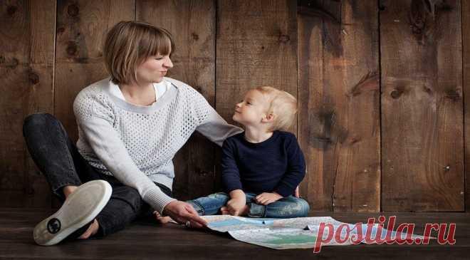 Как воспитать детей, чтобы они были счастливы: раскрываем древние секреты — Отец, — краснея от стыда, обратился к нему старший сын. —... Читай дальше на сайте. Жми подробнее ➡