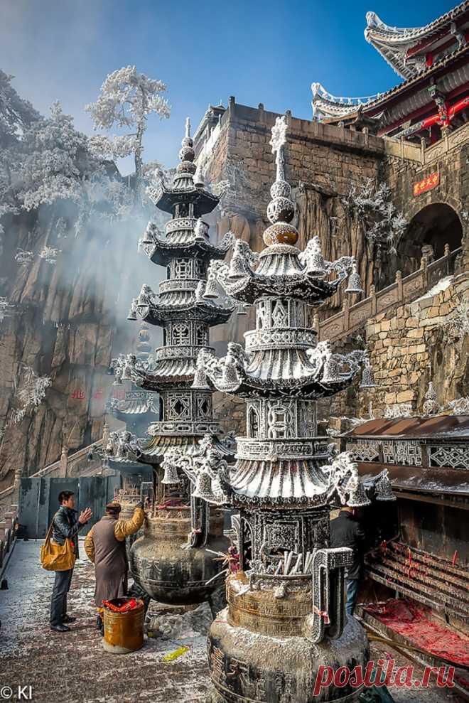 Ради каких фотографий туристы едут в Китай | Фотоискусство