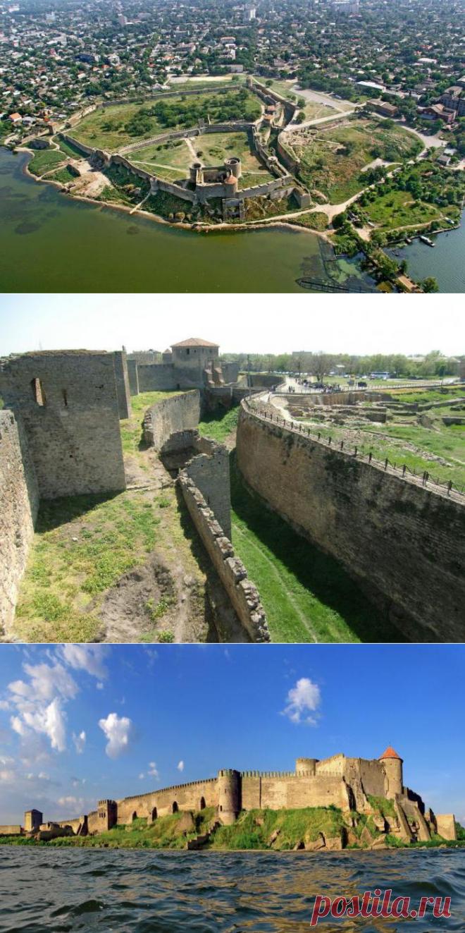 Аккерманская крепость. Описание, история, фото