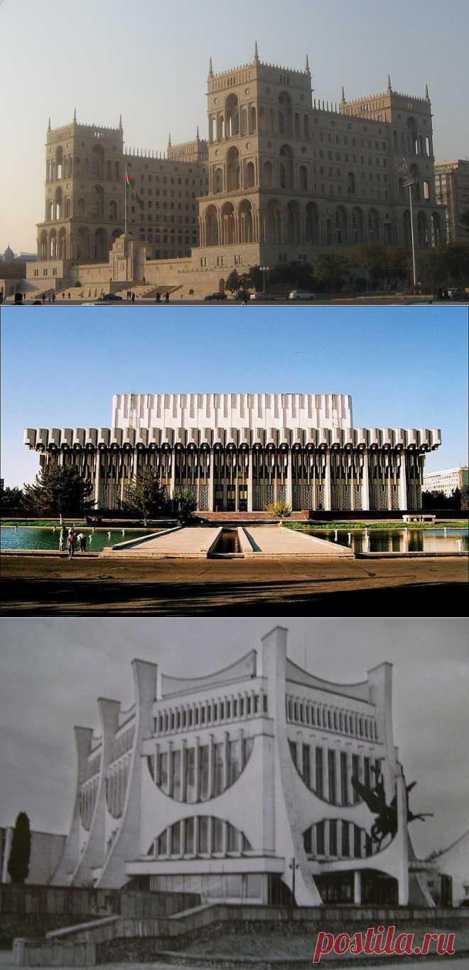 ФотоТелеграф » Необычная архитектура СССР (продолжение)