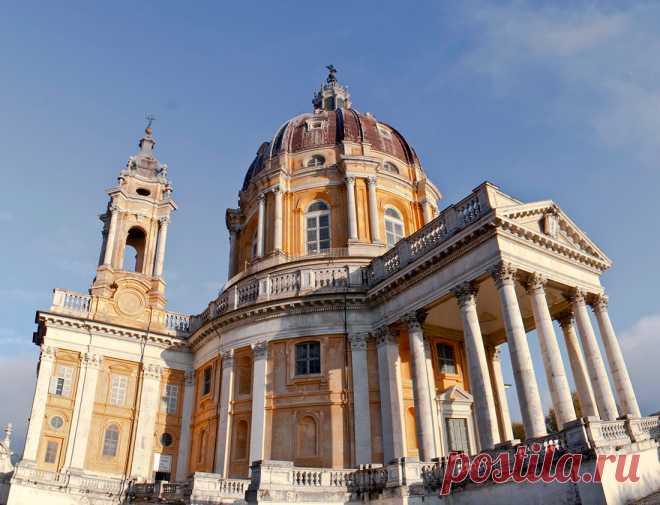 Италия:Достопримечательности первой столицы -Турин!