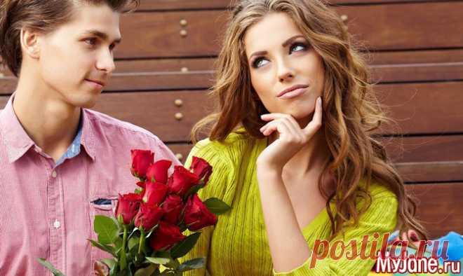 Любит – не любит - любовь, флирт, признаки влюбленности