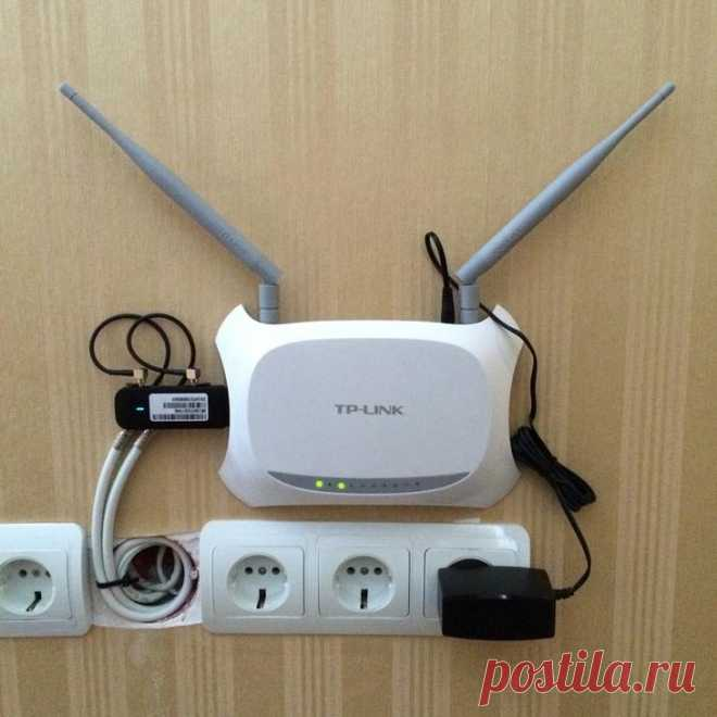 ¡Así es necesario regularmente recargar para que Wi-Fi router! ¡Ahora ningunos problemas!