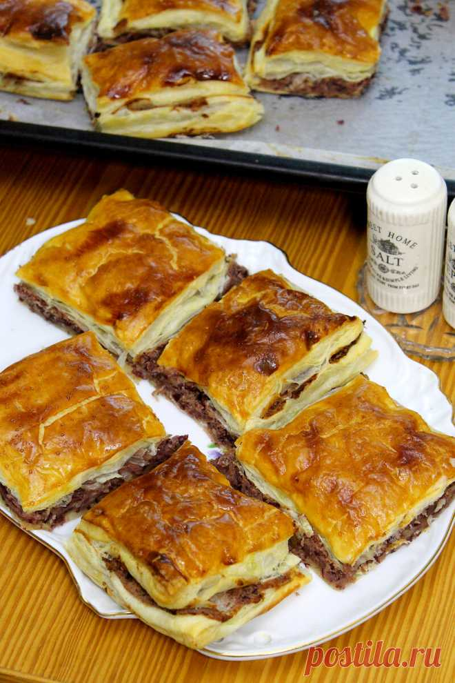 Кавказские закусочные пирожные. Очень интересный рецепт от моей подруги из солнечного Азербайджана. | вкусно#смачно | Яндекс Дзен