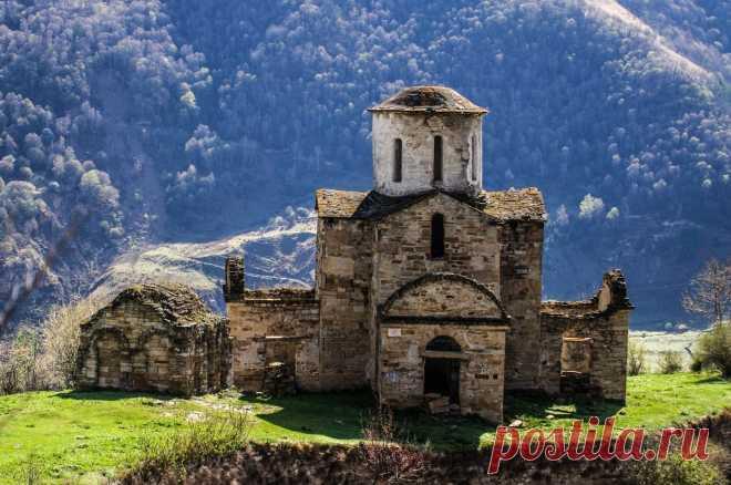 Сентинский храм - Путешествуем вместе