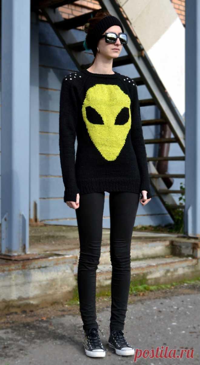 X-Files Модная одежда и дизайн интерьера своими руками