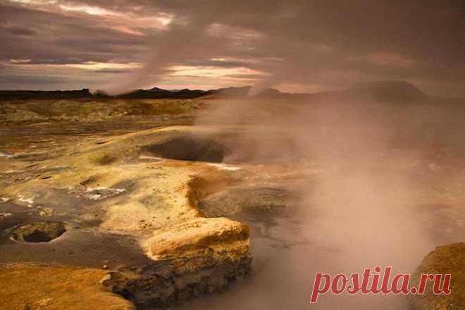 Безжизненные места нашей планеты с неповторимой атмосферой