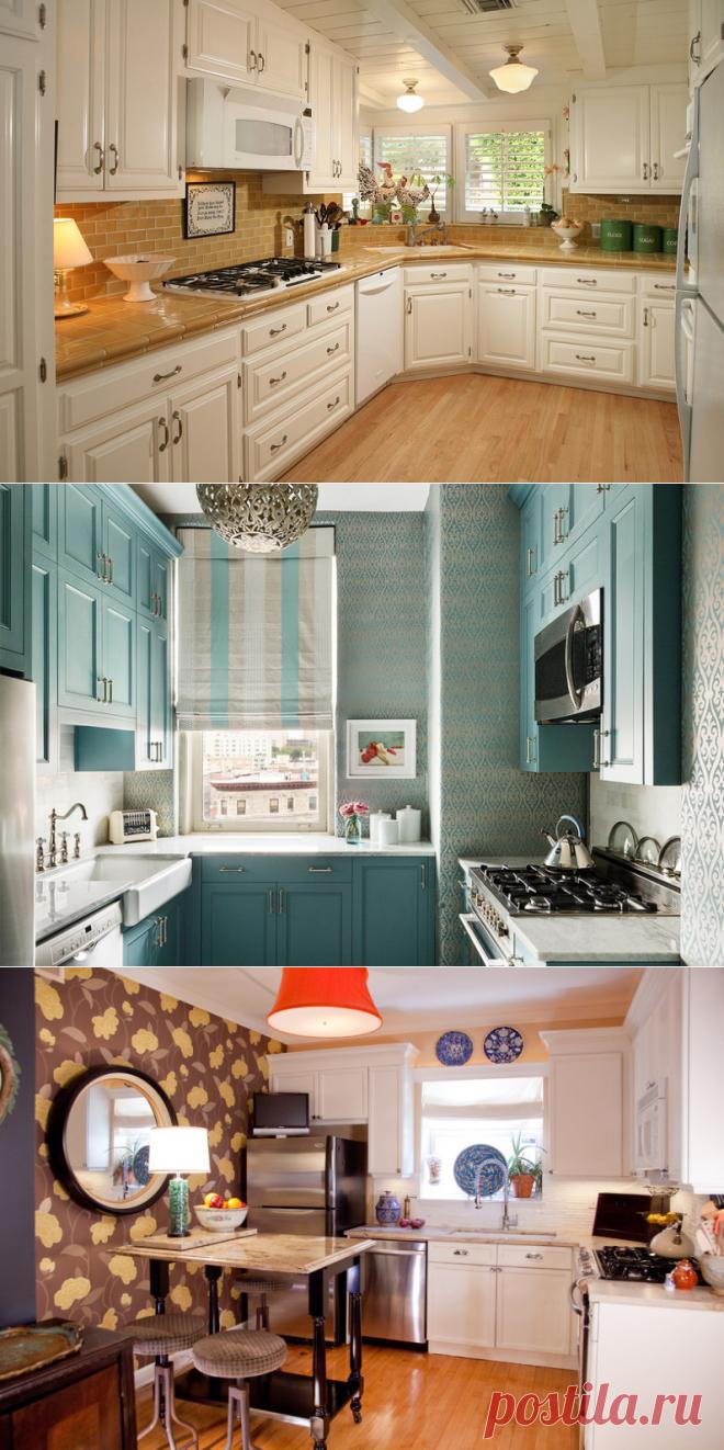 Дизайн кухни 7 кв.м. - варианты практичных планировок