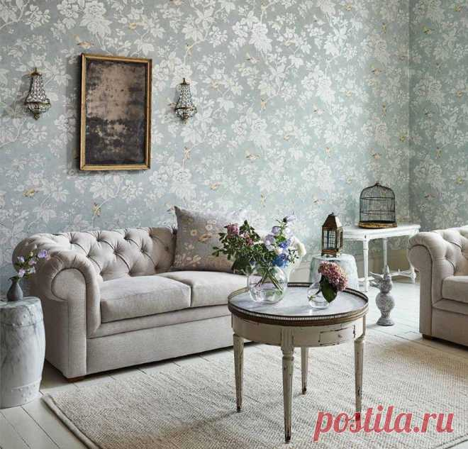 Обои в комнату: фото дизайна, подбор цвета и стиля, варианты крутых сочетаний