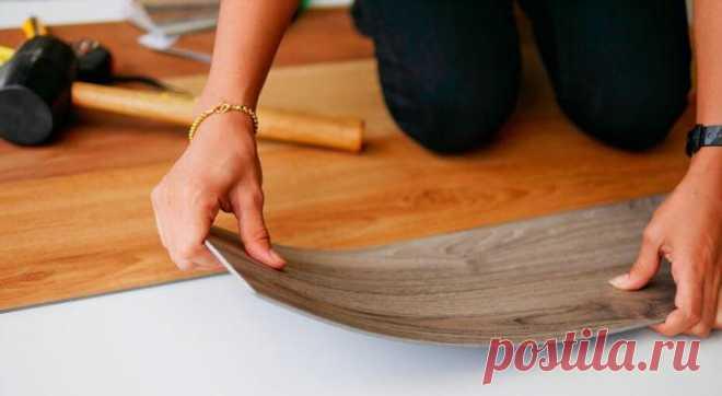 Всё, что нужно знать про новые покрытия для пола из винила Виниловая плитка для пола — одно из самых популярных современных напольных покрытий. Рассказываем, оправдано ли такое внимание к новому материалу и чем он отличается от линолеума и ламината. Когда дел...