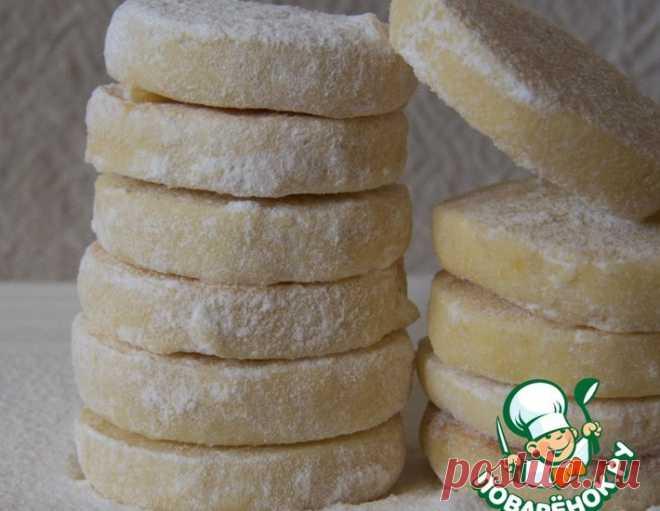 Лимоннoe печеньe – кулинарный рецепт