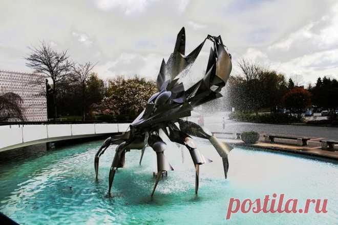 Робот-краб будет ремонтировать подводные коммуникации » Великая Эпоха
