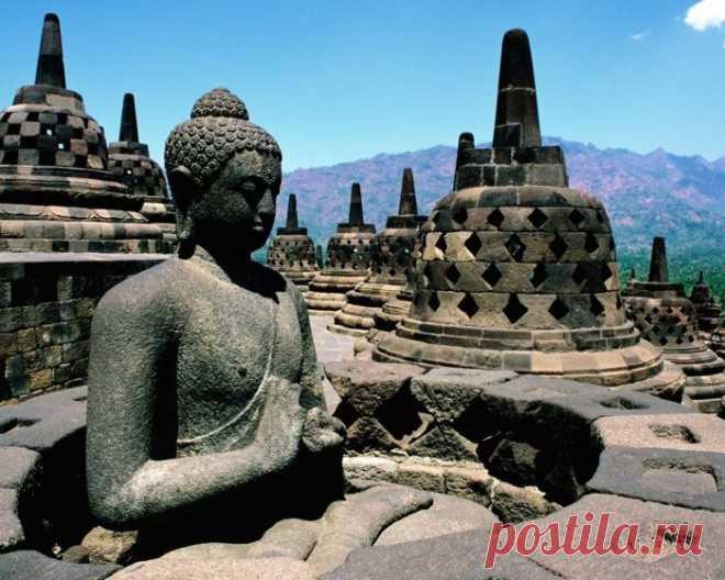 Самые большие статуи в мире ...