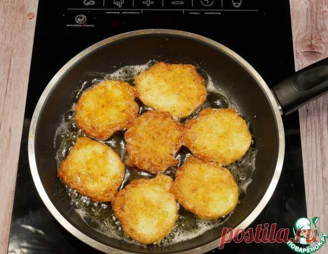 Луковые отбивные – кулинарный рецепт