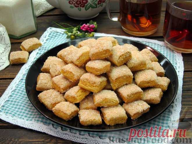 Pastries on kefir